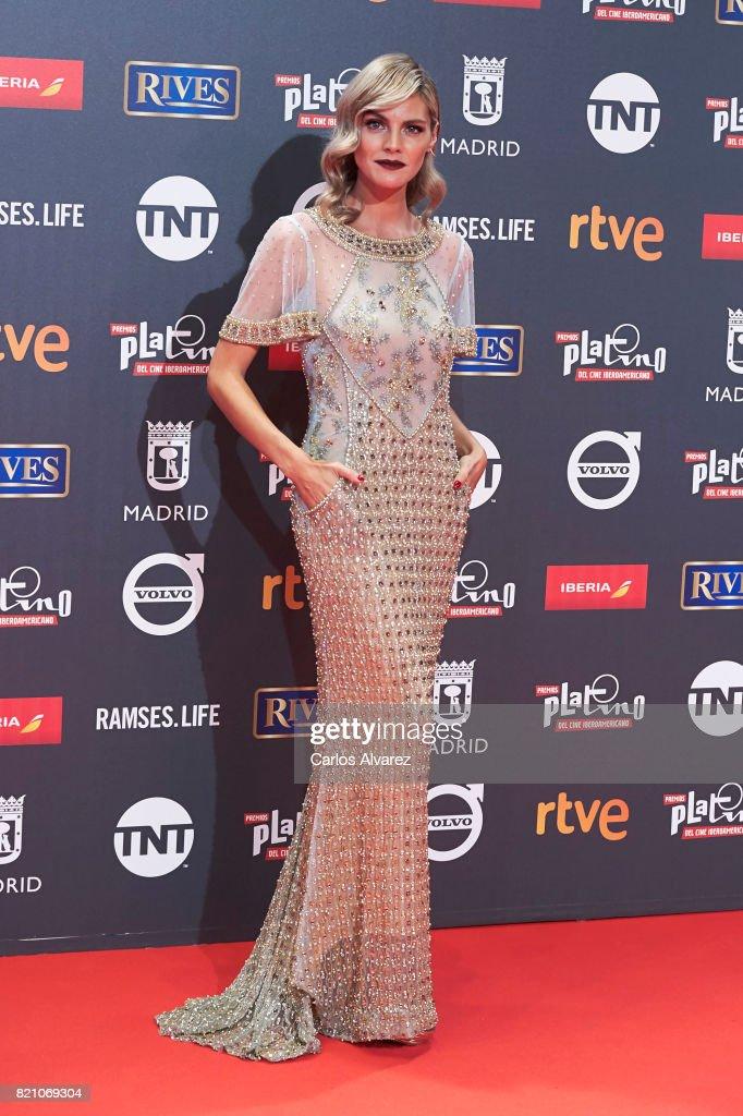 Red Carpet - Platino Awards 2017