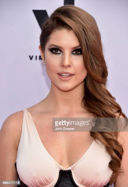 Actress Amanda Cerny attends the 2017 Billboard Music Awards at TMobile Arena on May 21 2017 in Las Vegas Nevada