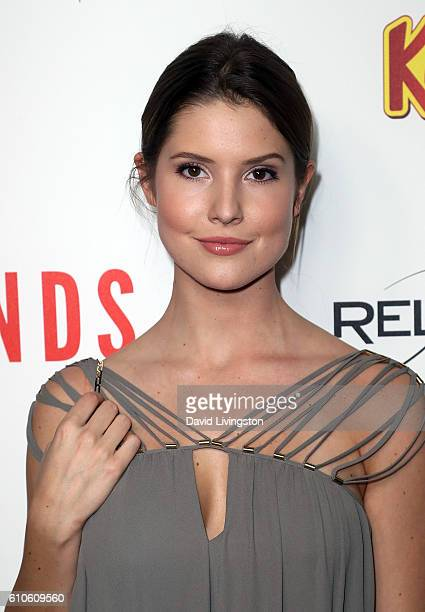 Actress Amanda Cerny attends the premiere of Relativity Media's 'Masterminds' at TCL Chinese Theatre on September 26 2016 in Hollywood California