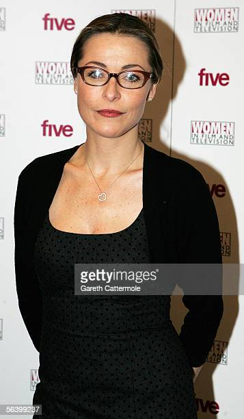 Actress Amanda Donohoe arrives at the Five Women in Film And TV Awards a celebration of the accomplishments of women working in the film and...