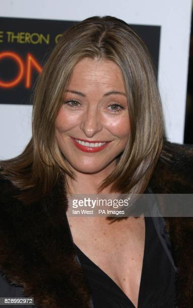 Actress Amanda Donohoe arrives for the UK premiere of Monster at the Vue cinema in Leicester Square central London Monster tells the story of...