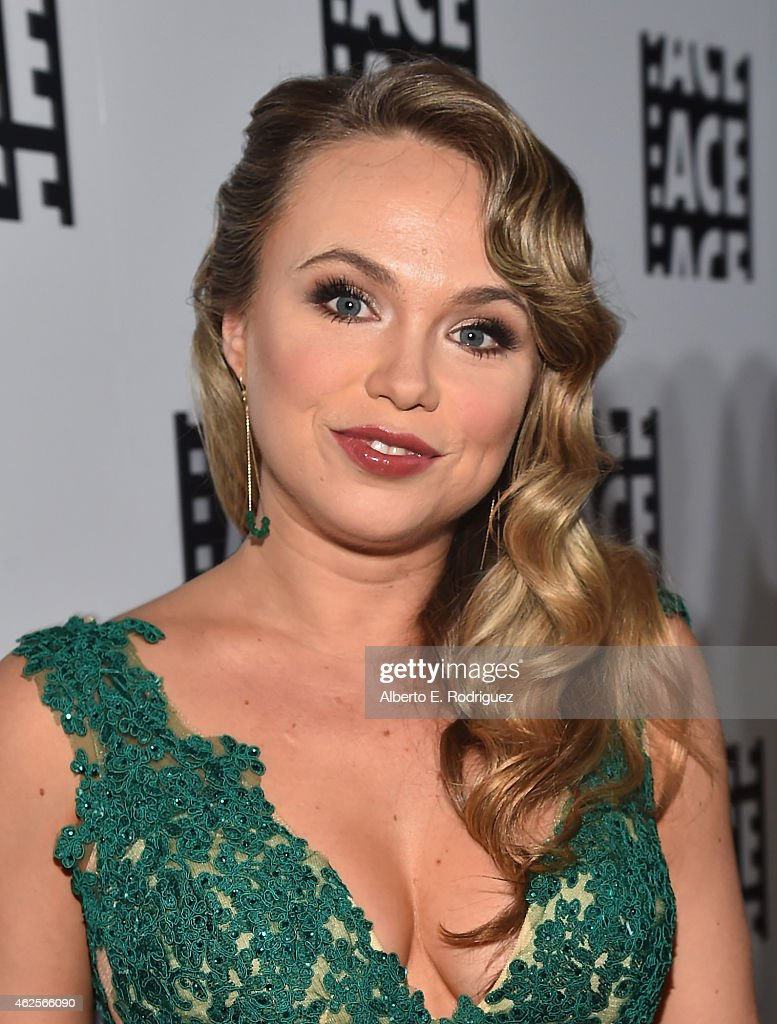 Actress Amanda Fuller attends the 65th Annual ACE Eddie Awards at The Beverly Hilton Hotel on January 30, 2015 in Beverly Hills, California.