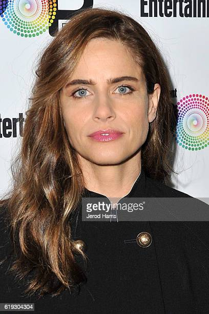 Actress Amanda Peet attends Entertainment Weekly's Popfest at The Reef on October 30 2016 in Los Angeles California
