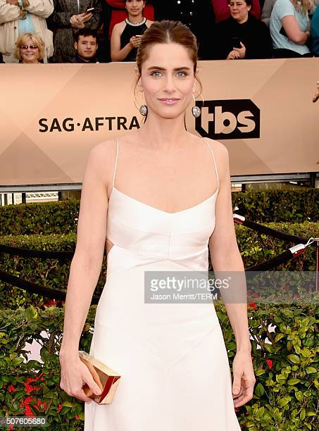 Actress Amanda Peet attends The 22nd Annual Screen Actors Guild Awards at The Shrine Auditorium on January 30 2016 in Los Angeles California 25650_015