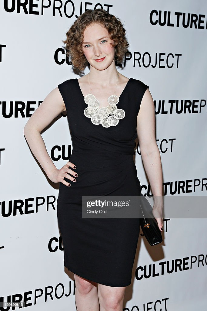 Actress Amanda Quaid attends the 2013 Culture Project Gala ...