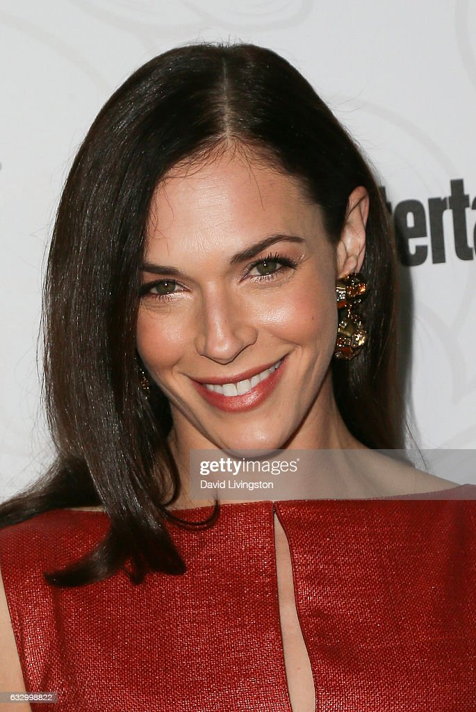 Actress Amanda Righetti arrives at the Entertainment Weekly celebration honoring nominees for The Screen Actors Guild Awards at the Chateau Marmont on January 28, 2017 in Los Angeles, California.