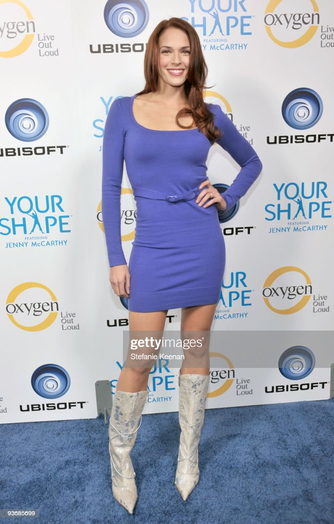 Ubisoft And Oxygen Celebrate YOUR SHAPE Featuring Jenny McCarthy