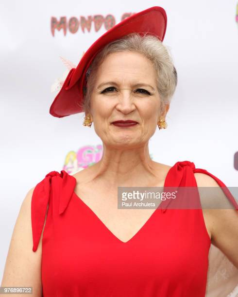 Actress Amanda Serra attends the Etheria Film Night at the Egyptian Theatre on June 16 2018 in Hollywood California