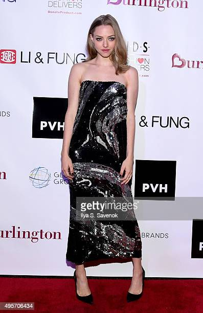 Actress Amanda Seyfried attends KIDS/Fashion Delivers Annual Gala at American Museum of Natural History on November 4 2015 in New York City