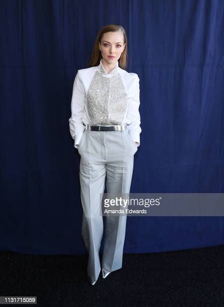 Actress Amanda Seyfried attends the 2019 Film Independent Spirit Awards on February 23 2019 in Santa Monica California
