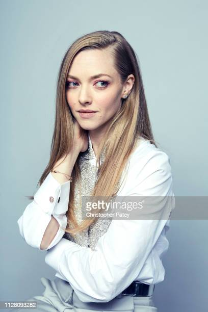 Actress Amanda Seyfried poses for a portrait on February 23 2019 at the 2019 Film Independent Spirit Awards in Santa Monica California