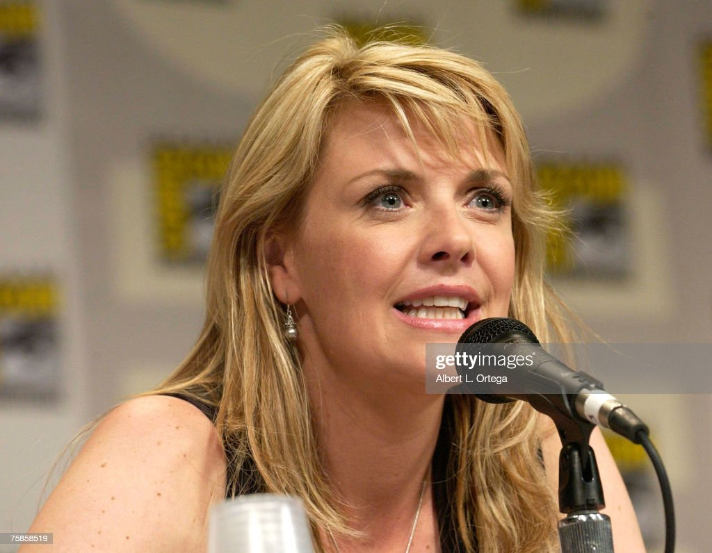 "Amanda Tapping X Files actress amanda tapping of ""stargate sg-1"" attends the 2007"