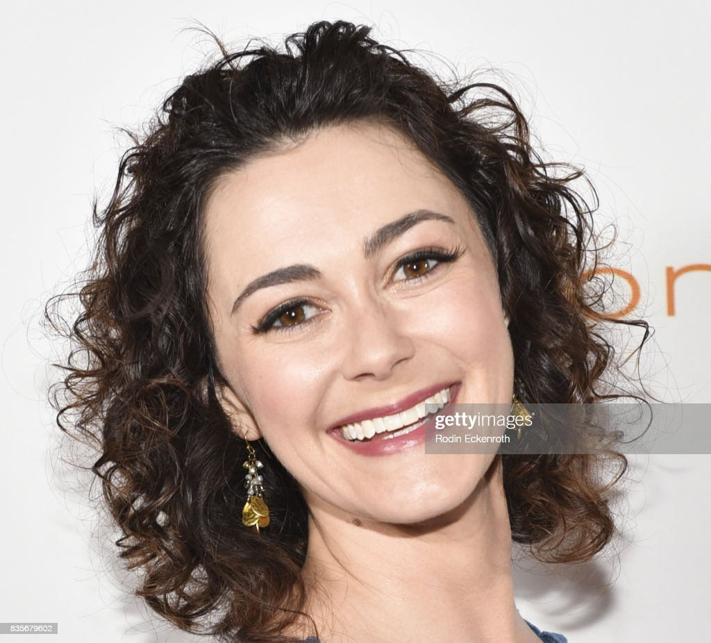 Actress Amanda Troop attends NYX Professional Makeup's 6th Annual FACE Awards at The Shrine Auditorium on August 19, 2017 in Los Angeles, California.
