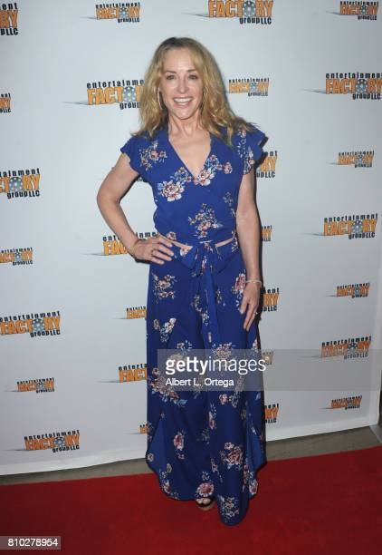 Actress Amanda Wyss arrives for the Screening Of Entertainment Factory's 'Garlic And Gunpowder' held at TCL Chinese 6 Theatres on July 6 2017 in...