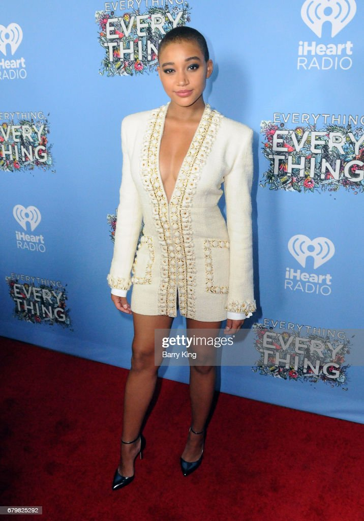 "Screening Of Warner Bros. Pictures' ""Everything, Everything"" - Arrivals"