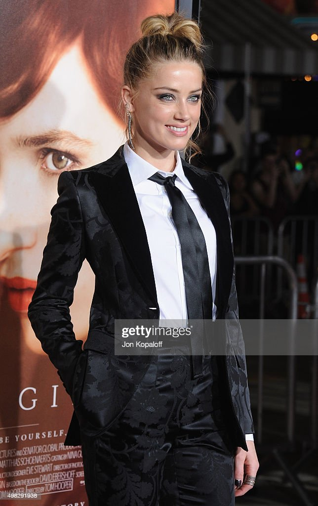 "Premiere Of Focus Features' ""The Danish Girl"" - Arrivals : News Photo"