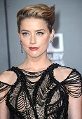 hollywood ca actress amber heard arrives