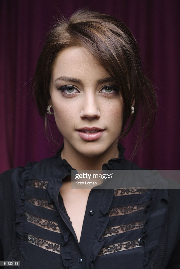 Amber heard by keith leman for self assignment 1222009 photos actress amber heard poses for a portrait session at the sundance film festival in park city sciox Image collections