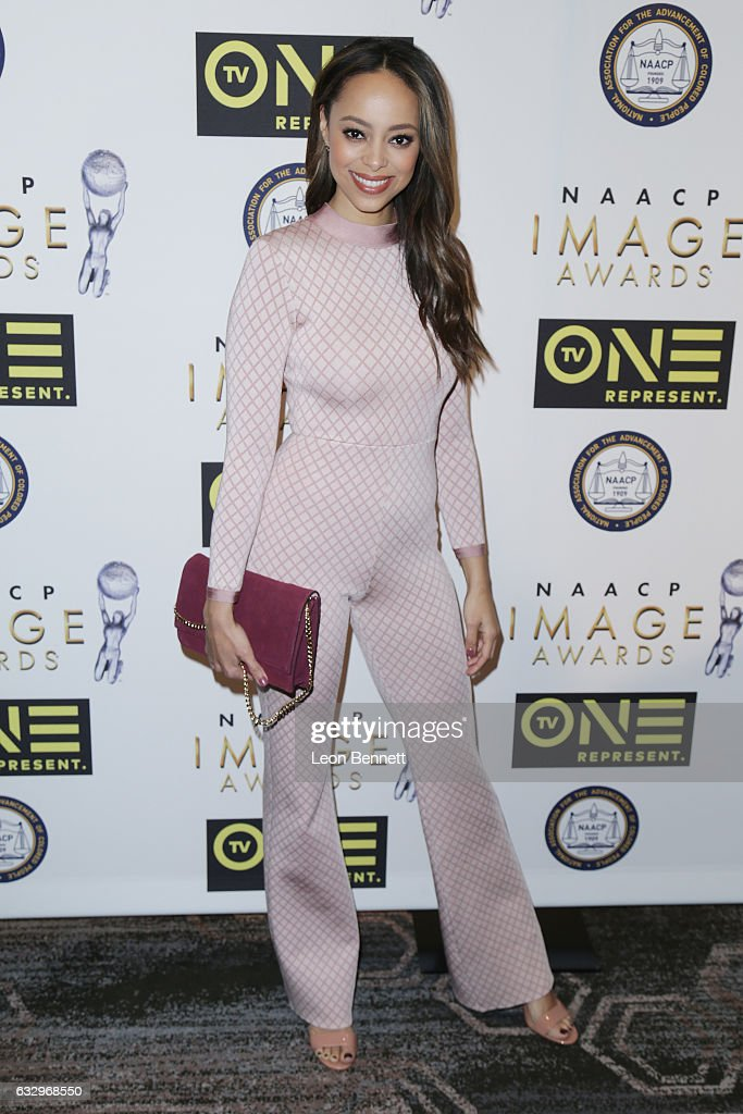 48th NAACP Image Awards Nominees' Luncheon - Arrivals : News Photo