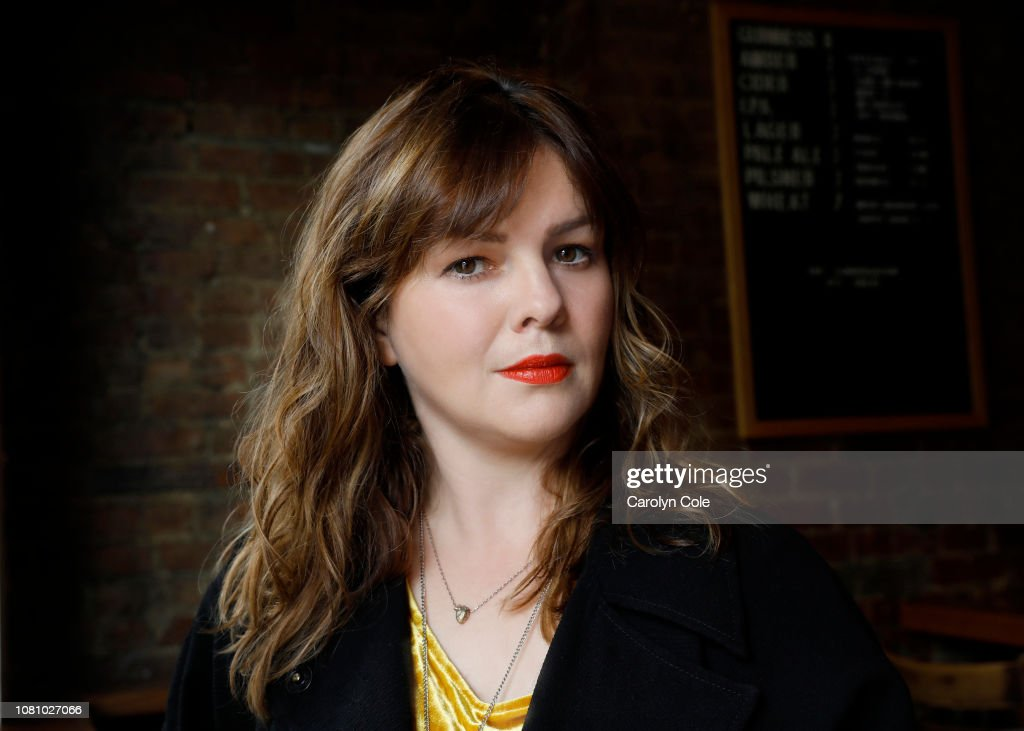 Amber Tamblyn, Los Angeles Times, June 21, 2018 : News Photo