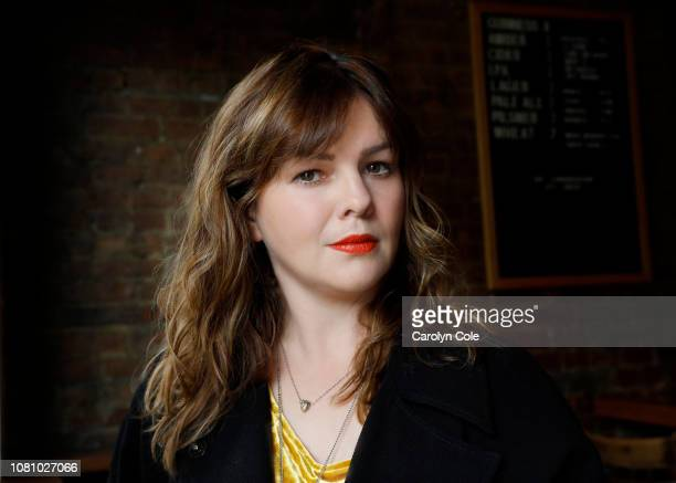 Actress Amber Tamblyn is photographed for Los Angeles Times on June 5 2018 in Brooklyn New York PUBLISHED IMAGE CREDIT MUST READ Carolyn Cole/Los...