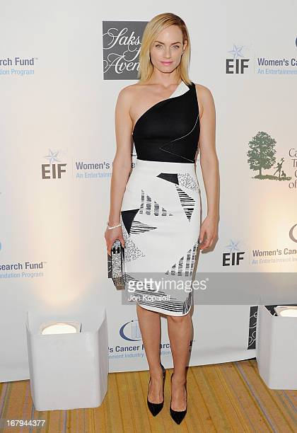 Actress Amber Valletta arrives at An Unforgettable Evening benefiting EIF's Women's Cancer Research Fund at the Beverly Wilshire Four Seasons Hotel...