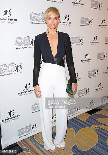 Actress Amber Valletta attends the Big Brothers Big Sisters Of Greater Los Angeles annual Accessories For Success Luncheon Fashion Show at Regent...