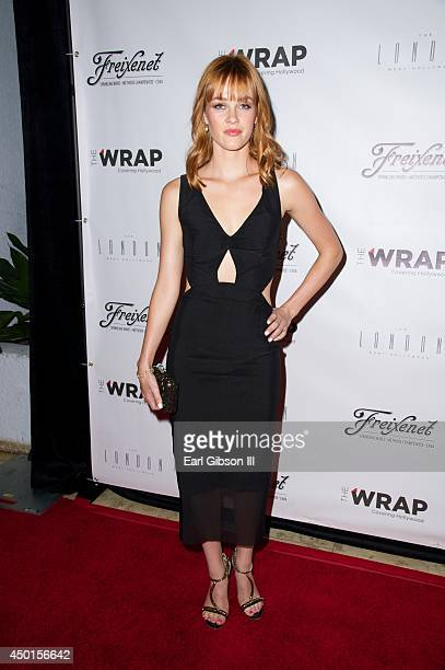 Actress Ambyr Childers attends TheWrap's First Annual Emmy Party at The London West Hollywood on June 5 2014 in West Hollywood California
