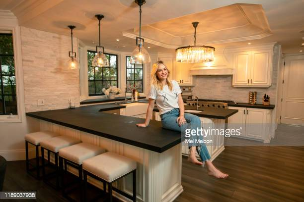 Actress Ambyr Childers is photographed for Los Angeles Times on November 20 2019 in Los Angeles California PUBLISHED IMAGE CREDIT MUST READ Mel...