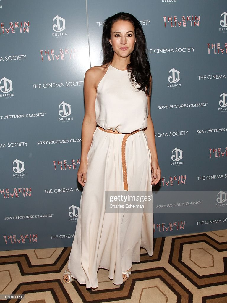 America Olivo Images actress america olivo attends the cinema society & deleon