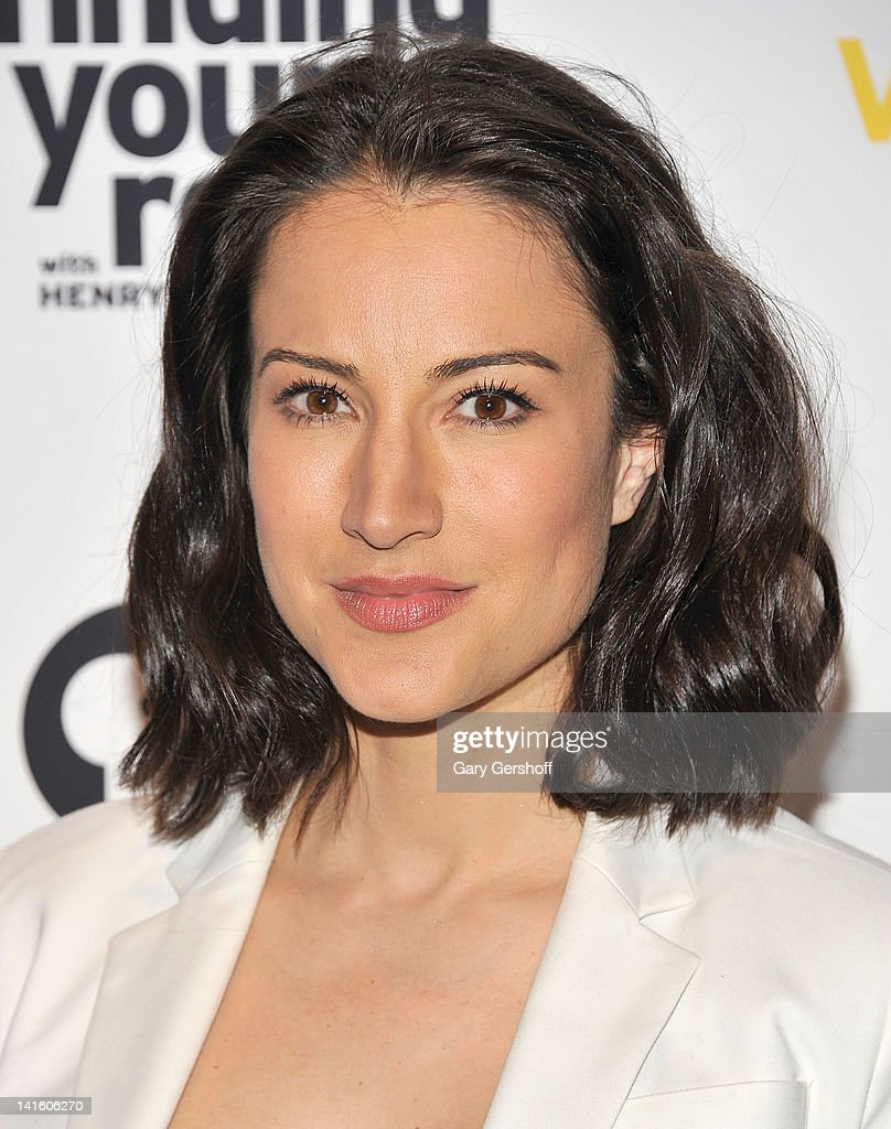 """America Olivo Images actress america olivo attends the """"finding your roots"""" new"""