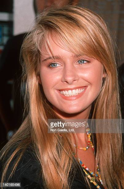 Actress Ami Dolenz and mother Samantha Juste attending