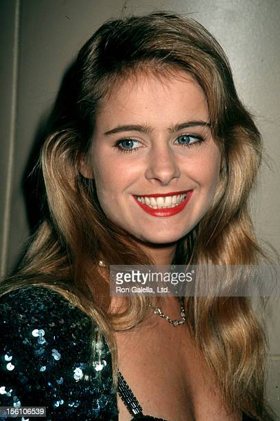 Actress Ami Dolenz attending Fifth Annual Genesis Awards on February 3 1991 at the Beverly Wilshire Hotel in Beverly Hills California