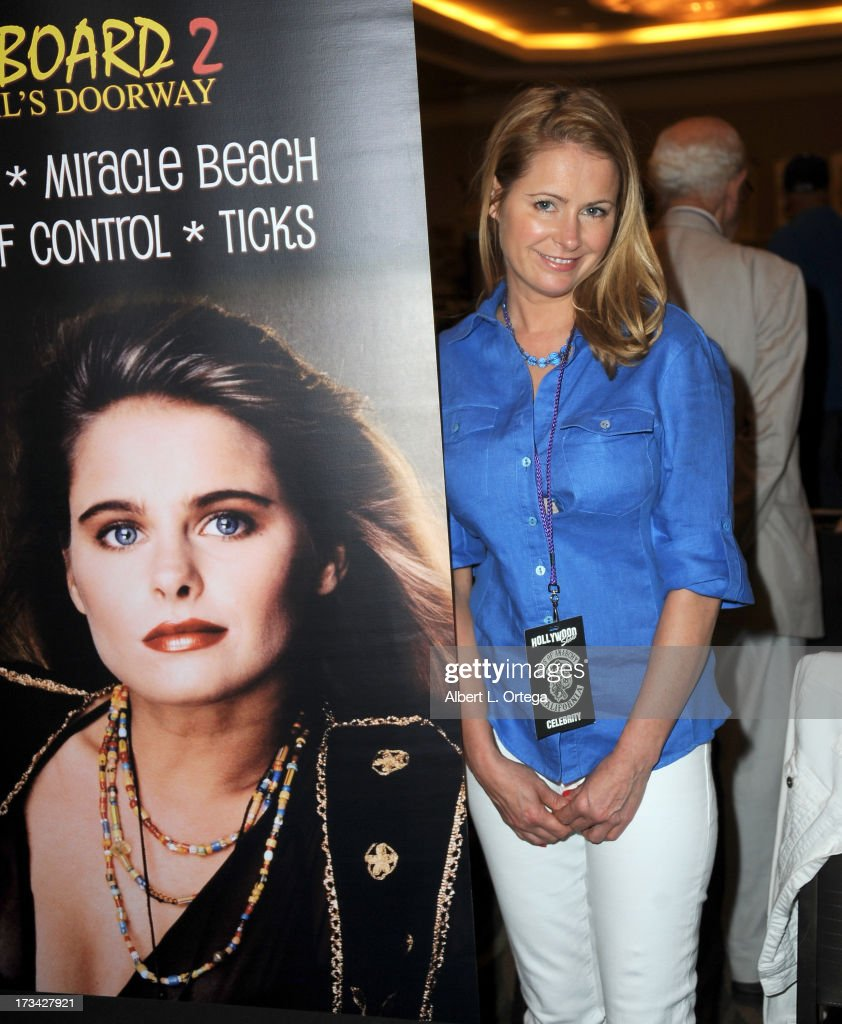 Actress Ami Dolenz participates in The Hollywood Show held