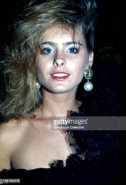 Actress Ami Dolenz poses for a portrait at an event in October 1987 in Los Angeles California