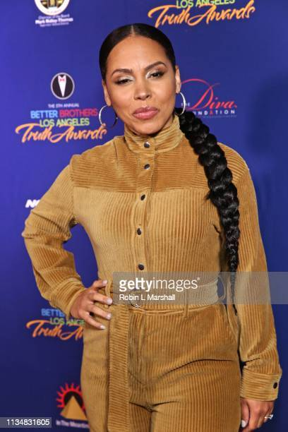 Actress Amirah Vann attends the 5th Annual Truth Awards at Taglyan Cultural Complex on March 09 2019 in Hollywood California