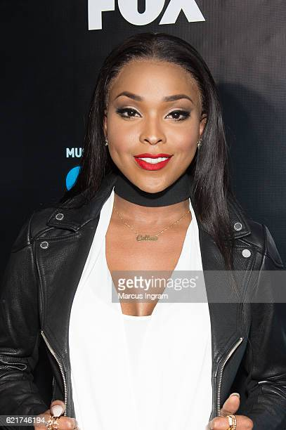 Actress Amiyah Scott attends the 'STAR' ATL Live On the Park screening at Park Tavern on November 7 2016 in Atlanta Georgia