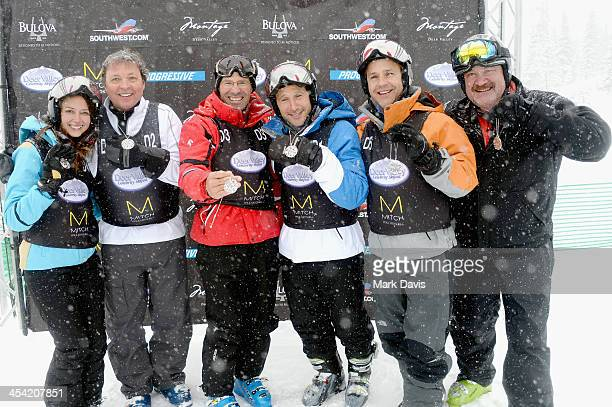 Actress Amy Acker, director/producer Bobby Farrelly, skier Steve Mahre, actor Mark Feuerstein, actor Chad Lowe and television personality Keith...