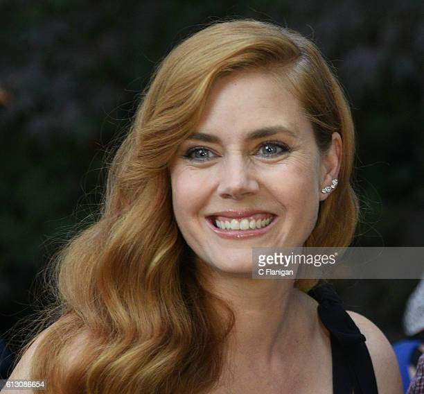 Actress Amy Adams arrives to the opening night and special screenings reception for the films 'La La Land' and 'Arrival' during the 39th Mill Valley...