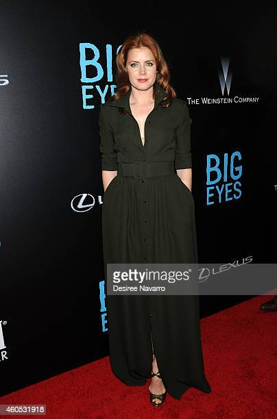 "Actress Amy Adams attends ""Big Eyes"" New York Premiere at Museum of Modern Art on December 15, 2014 in New York City."