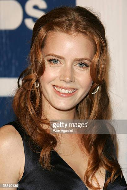 Actress Amy Adams attends IFP's 15th Annual Gotham Awards at Chelsea Piers November 30 2005 in New York City