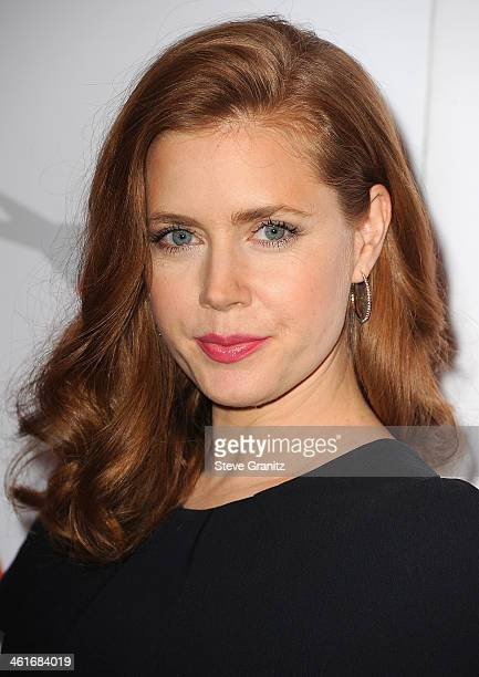 Actress Amy Adams attends the 14th annual AFI Awards Luncheon at the Four Seasons Hotel Beverly Hills on January 10 2014 in Beverly Hills California