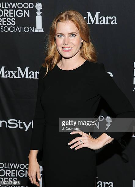 Actress Amy Adams attends the 2016 Toronto International Film Festival TIFF/InStyle/HFPA Party at Windsor Arms Hotel on September 10 2016 in Toronto...