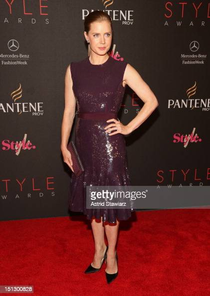 9th Annual Style Awards Arrivals Spring 2013 Mercedes Benz Fashion Week Foto E Immagini