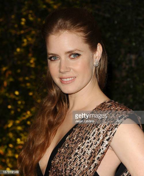 Actress Amy Adams attends the Academy of Motion Pictures Arts and Sciences' 4th annual Governors Awards at The Ray Dolby Ballroom at Hollywood &...