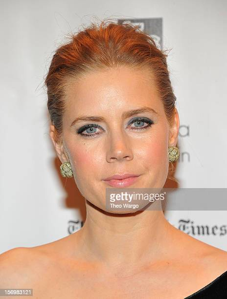 Actress Amy Adams attends the IFP's 22nd Annual Gotham Independent Film Awards at Cipriani Wall Street on November 26 2012 in New York City