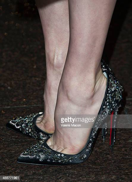 Actress Amy Adams attends the premiere of Warner Bros Pictures' 'Her' at DGA Theater on December 12 2013 in Los Angeles California
