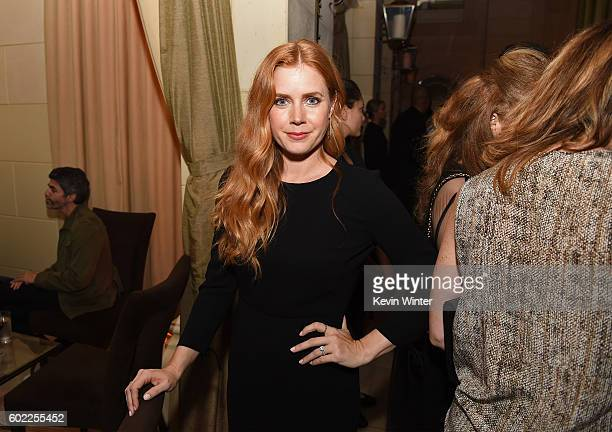 Actress Amy Adams attends the TIFF/InStyle/HFPA Party during the 2016 Toronto International Film Festival at Windsor Arms Hotel on September 10 2016...