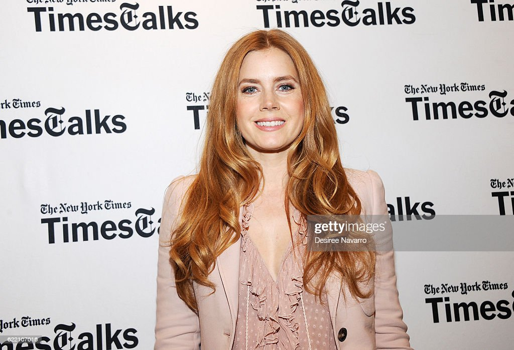 "TimesTalks With Amy Adams, ""Arrival"""