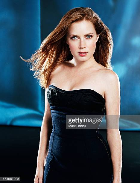 Actress Amy Adams is photographed for Disney on December 3 2007 in Los Angeles California
